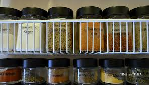 Spice Rack Including Spices Best Spice And Herb Storage Tips Time With Thea