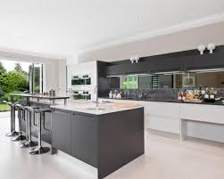 mirrored kitchen cabinets elegant kitchen design with excellent mirrored kitchen under