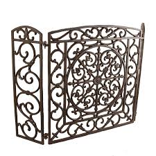 metal fireplace screens custom made metal fireplace screencustom