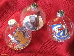 craft ideas for clear glass ornaments craft palace