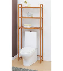 Bamboo Shelves Bathroom Bamboo Toilet Shelving The Shelving Store