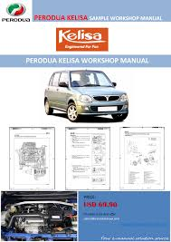 kelisa wiring diagram pdf perodua kelisa repair manual download
