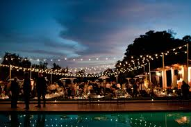 Patio String Lighting by Twin Peaks Ranch String Lights Bella Vista Designs