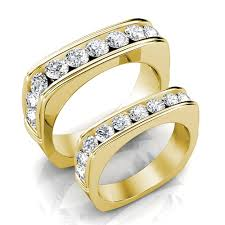 cheap wedding bands wedding ring sets his and hers cheap simple unique wedding bands