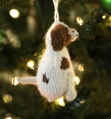alpaca beagle spaniel ornament peru global handmade