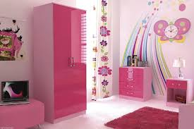 Ottawa High Gloss Pink Bedroom Furniture Set Amazoncouk - White high gloss bedroom furniture set