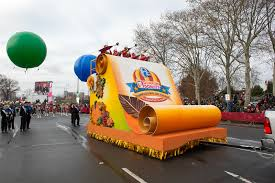2016 6abc dunkin donuts thanksgiving day parade