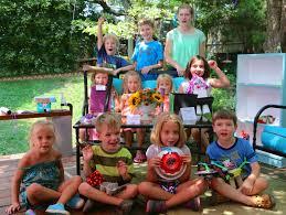 backyard art camp re useum buzzmills