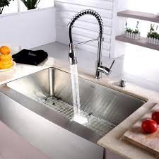 kitchen faucet ideas remarkable farmhouse stainless steel kitchen sink faucet ideas as