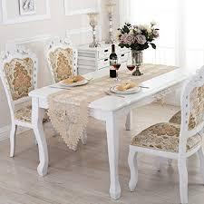 dining room table runner crochet table runner amazon com