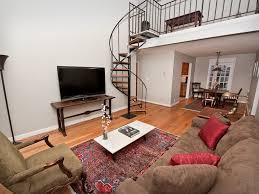 large wwii era two bedroom loft unit homeaway shirlington