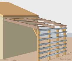 how to build a lean to roof do you want an extension on the side