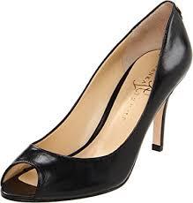 amazon com ivanka trump women u0027s cleo peep toe pump pumps