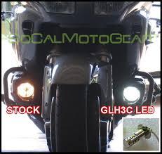 goldwing driving lights reviews gl1800 h3 led bulb
