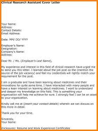 7 research assistant cover letter appeal leter