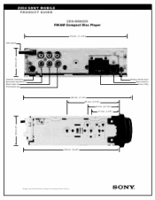 sony car stereo cdx gt565up wiring diagram sony free printable