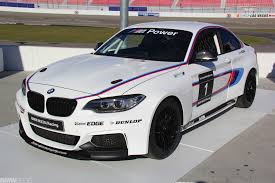 bmw race series 2 series race cars take to the track in ctsc and pwc bmw car