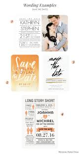 wedding card exles save the date the beautiful of announcing your upcoming