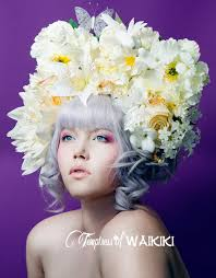 floral headdress floral headdress once in a lifetime