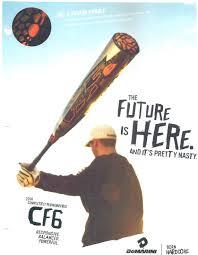 demarini cf6 fastpitch demarini cf6 paradox composite baseball bat now available for