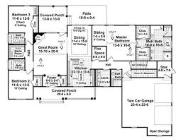 Country Style Homes With Open Floor Plans 99 Best Keeping It Simple Images On Pinterest Home Plans Floor