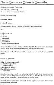 recette de cuisine de chef étoilé recette restaurant grand chef étoilé grenouilles
