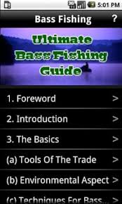 bass fishing apk ultimate bass fishing guide apk apkname