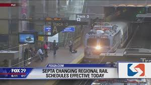 septa regional rail patco on new schedules septa s won t be