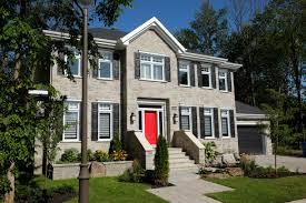 la maison à la porte rouge design de cuisines pinterest