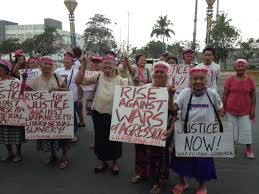 Comfort Women In Philippines Philippines Archives Page 2 Of 5 One Billion Rising Revolution