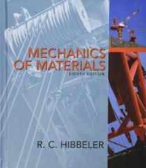 mechanics of materials 8th edition russell c hibbeler