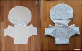 Baby High Chair Cover Diy High Chair Cover Tutorial