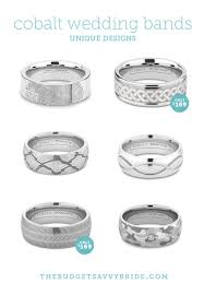wedding bands world cobalt a budget savvy alternative to platinum the budget savvy