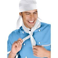 tour de cou cuisine tour de cou cuisine blanc achat vente couvre barbe
