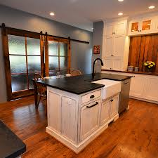 kitchen island custom custom designed kitchen islands made from reclaimed wood
