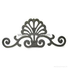 cast iron ornamental crown for gate p 09 china manufacturer