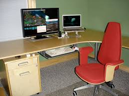 desk with keyboard tray ikea decorating ideas awesome home office room interior design using