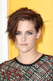 kristen stewart has a new short haircut and the most amazing