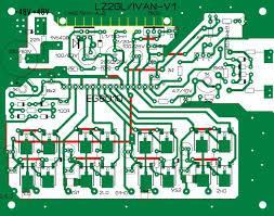 layout pcb inverter pure sine wave power inverter 3000w lz2gl