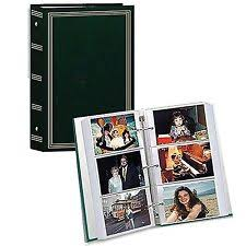 Slip In Photo Albums Photo Album 500 Ebay