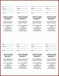 25 unique printable raffle tickets ideas on pinterest raffle