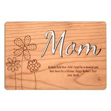 Personalized Wooden Gifts Send Mother U0027s Day Wooden Gifts To India Buy Mothers Day Wooden Gifts