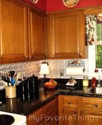 Tin Backsplash For Behind My Stove Dream Kitchen Pinterest - Punched tin backsplash