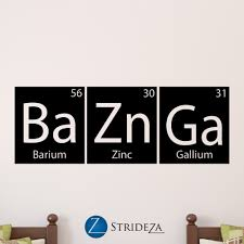 cool wall decor periodic table of elements design decor vintage