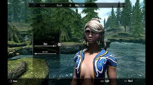 best hair mod for skyrim skyrim mod blog tera hair pack youtube