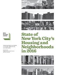 state of new york city u0027s housing u0026 neighborhoods u2013 2016 report