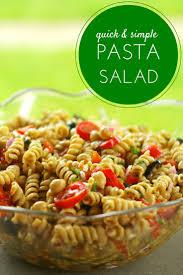 best 25 simple pasta salad ideas on pinterest green olive pasta