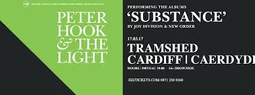 Peter Hook And The Light Peter Hook U0026 The Light Performing The Albums