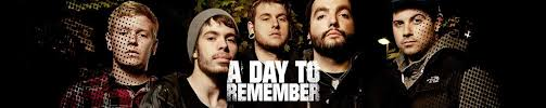 a day to remember t shirts and official band merch buy online at