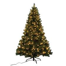 Christmas Trees 7 Ft Artificial Christmas Trees Christmas Trees The Home Depot